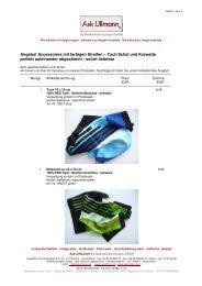 Kollektion als PDF - Ask Ullmann
