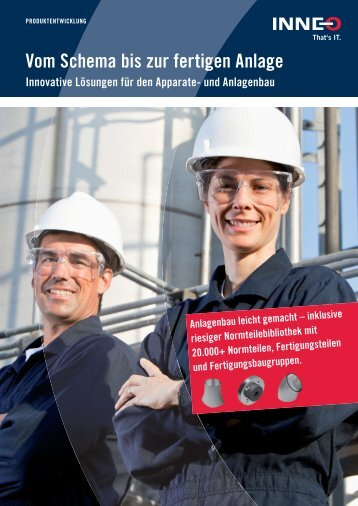 Innovative Lösungen für den Apparate- und Anlagenbau - Inneo