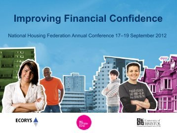 Improving financial confidence evaluation contract - Social Housing ...