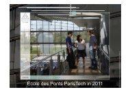 Présentation Ecole des Ponts ParisTech - Cooperation at EPFL