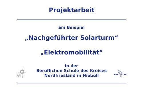 Berufliche Schule Des Kreises Nordfriesland In Niebüll