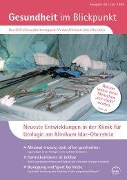 Download als PDF (5,4 MB) - SHG - Saarland-Heilstätten GmbH
