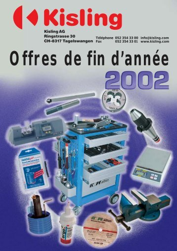 PDF-Download du catalogue (4 MB)
