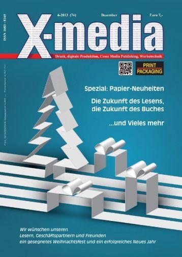 Ausgabe als PDF-Seiten - X-Media