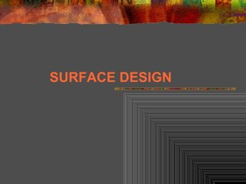 surface design - Urbanamente