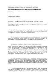 VEHICULOS PARA PERSONAS CON MOVILIDAD - Ayuntamiento ...