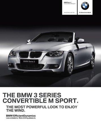 325iA M Sport - BMW