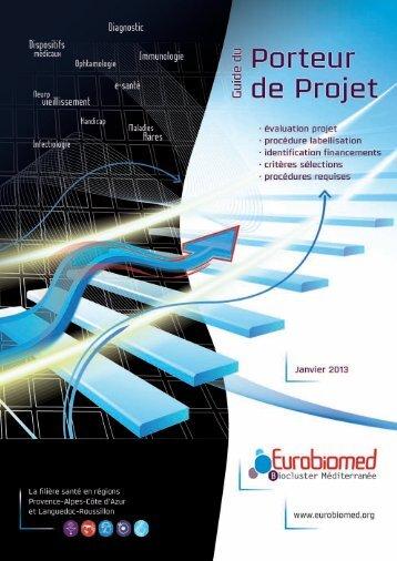 Téléchargez le Guide du porteur de projet - Eurobiomed
