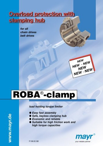 ROBA®-clamp