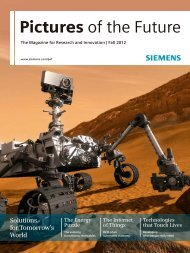 Pictures of the Future (Spring 2012) - Siemens