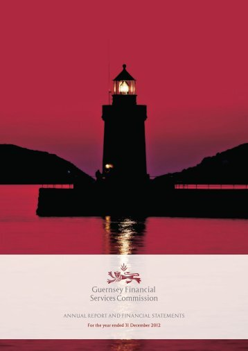 ANNUAL REPORT AND FINANCIAL STATEMENTS - the Guernsey ...