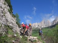 Untitled - Bergsteigen und Wandern