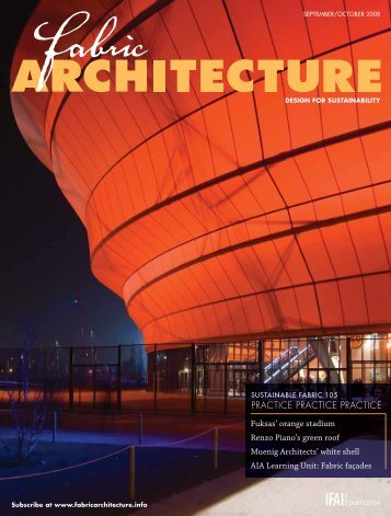 Fabric Architecture - Specialty Fabrics Review