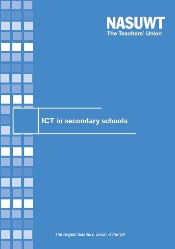 ICT in secondary schools - NASUWT