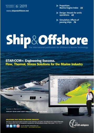 | 6 |2011 - Ship & Offshore