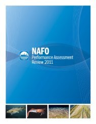 Report of the NAFO Performance Review Panel - Northwest Atlantic ...