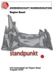Fr. 10. - syndicom Region Basel