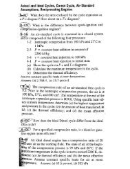 Actual and Ideal Cycles, Carnot Cycle, Air-Standard Assumptions ...