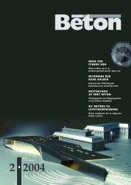 Download blad nr. 2-2004 som pdf - Dansk Beton