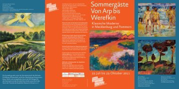 Sommergäste - Schwerin