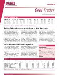 Coal Trader - Sierra Club