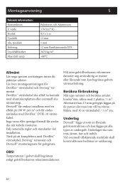 Montageanvisning Devicell Dry, svensk del - Danfoss.com