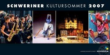 SCHWERINER KULTURSOMMER 200t
