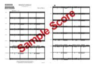 Sample Score - Musikverlag Frank