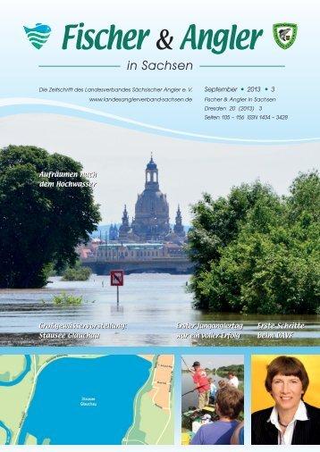 "Ausgabe 3/2013 - Anglerverband ""Elbflorenz"" Dresden eV"