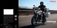 ADVENTURE 2012 - Honda