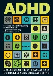 i nx yz 40 ( ) 6 7 9 - ADHD: Foreningen