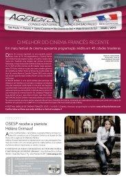Agenda Cultural Maio 2013/Consulado da França São ... - Mackenzie