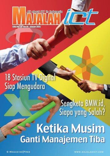 Majalah ICT No.30-2015