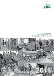 Dokumentation: Jahresbericht 2011 - Initiative Sichere Gemeinden