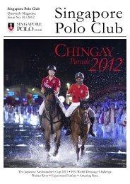 2012 - Singapore Polo Club