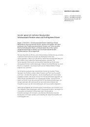 Schwarzwald Fenster setzt auf Profilsystem Eforte - Inoutic