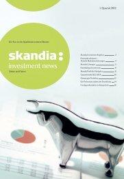 kapitalfonds lk family business - Skandia Lebensversicherung AG