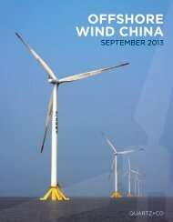 Offshore wind China- Market Insights