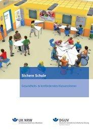 Sichere Schule - Gesundheits- und lernförderndes Klassenzimmer