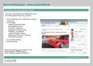 Online Mediadaten - www.wochenblatt.de Online Mediadaten - www ...