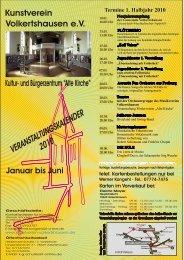 Programm 2010 A4 - Kunstverein Volkertshausen