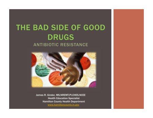 Antibiotic Resistance - Hamilton County, Indiana