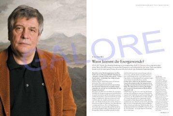 """Interview """"Wann kommt die Energiewende?"""" (pdf) - Hermann Scheer"""