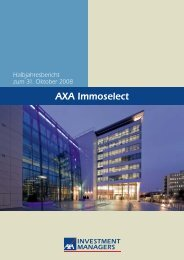 AXA Immoselect