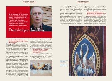 dominique Jouffroy - Archilink