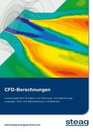 CFD-Berechnungen - STEAG