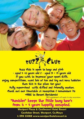 buzz club - Westport Plaza Hotel