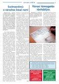 Álláshirdetésünk a 13. oldalon. - Savaria Fórum - Page 5