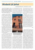 Álláshirdetésünk a 13. oldalon. - Savaria Fórum - Page 7