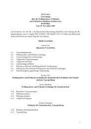2132-1-10-I Verordnung über die Prüfingenieure, Prüfämter und ...